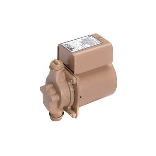"006 Variable Speed Solar Control Bronze Circulator (3/4"" Sweat) 1/40 HP Product Image"