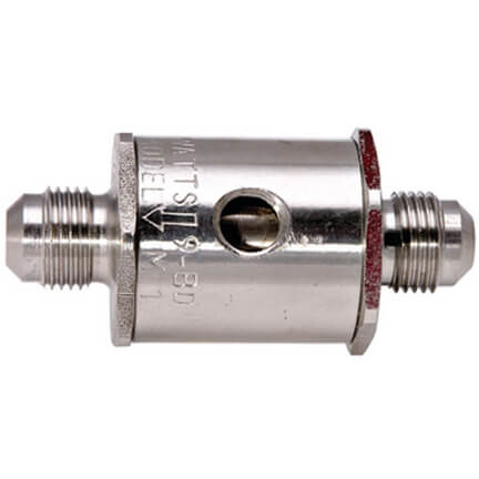 "3/8"" NPT 9BD Vented Triple Check Valve (Lead Free) Product Image"