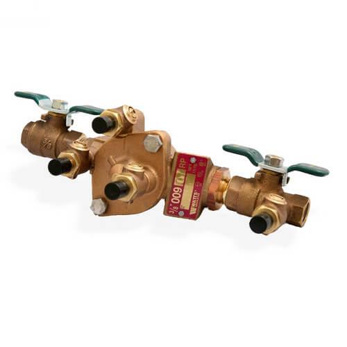 """1/4"""" Bronze RPZ (009QT) Product Image"""
