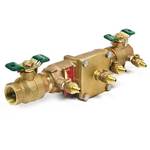 "1"" Double Check Valve Assembly (007M1-QT) Product Image"