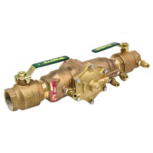 """1-1/4"""" Bronze RPZ (009M2QT) Product Image"""