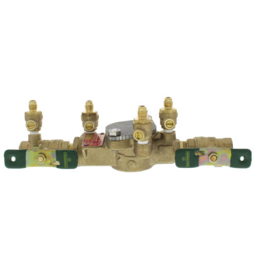 """1/2"""" Lead Free Double Check Valve Assembly (LF007-QT) Product Image"""
