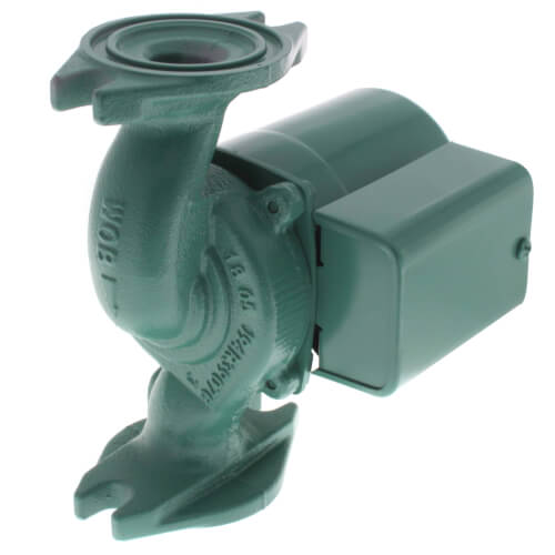 "007 3/4"" - 1-1/2"" Rotated Flange Cast Iron Circulator, 1/25 HP Product Image"