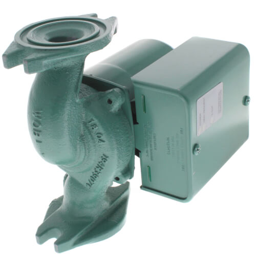 007 Variable Speed Delta-T Cast Iron Circulator Pump, 115V Product Image