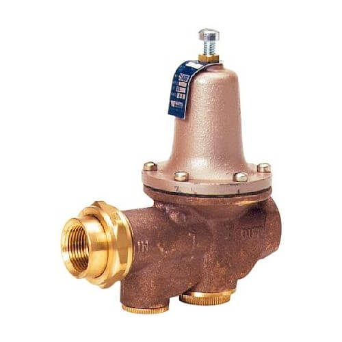 "1"" LF25AUB-S-DU-G-Z3 Pressure Reducing Valve, Lead Free (Double Union) Product Image"