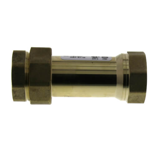 "1"" LF7RU2-2 Lead Free Dual Check Valve Product Image"