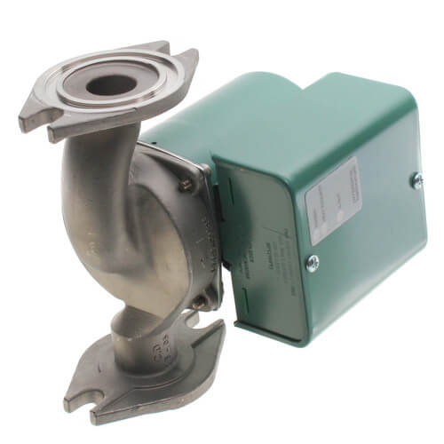 008 Variable Speed Delta-T Stainless Steel Circulator Pump, 1/25 HP Product Image