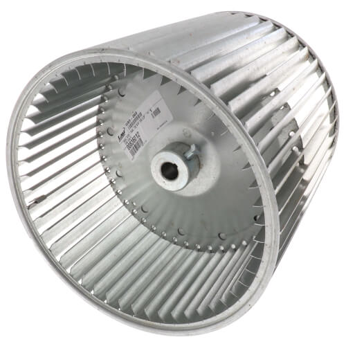 "10-5/8"" Double Inlet Blower Wheel with A Series Belt Drive (3/4"" Bore) Product Image"