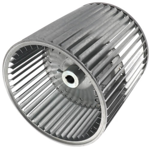 "9-1/2"" Double Inlet Blower Wheel with A Series Belt Drive (3/4"" Bore) Product Image"