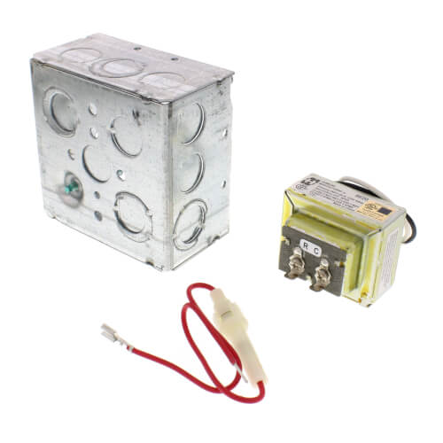 Transformer w/ Junction Box (40 VA, 24 V) Product Image