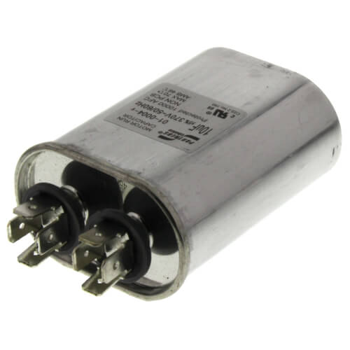 10 MFD Oval Capacitor (370V) Product Image