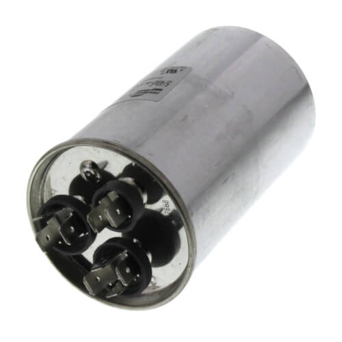 40/5 MFD Round Capacitor (370V) Product Image