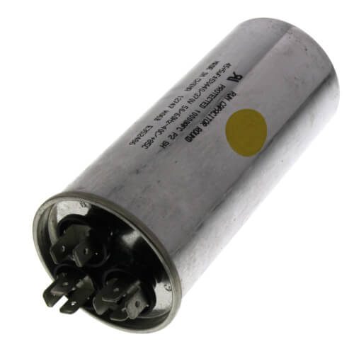 45/5 MFD Round Capacitor (440V) Product Image
