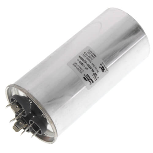 50/5 MFD Round Capacitor (440V) Product Image