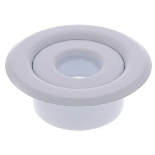 "1/2"" Recessed Canopy, White (2pc) Product Image"