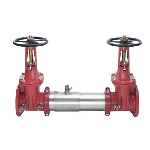 """4"""" 757 Double Check Valve Assembly (OSY) Product Image"""