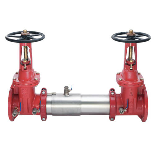 "6"" 757 Double Check Valve Assembly (OSY) Product Image"