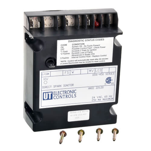 Ignition Board Product Image