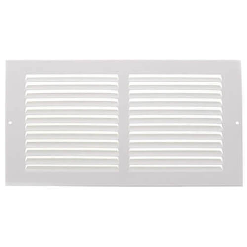 """18"""" x 14"""" (Wall Opening Size) Steel Return Grille (94A Series) Product Image"""