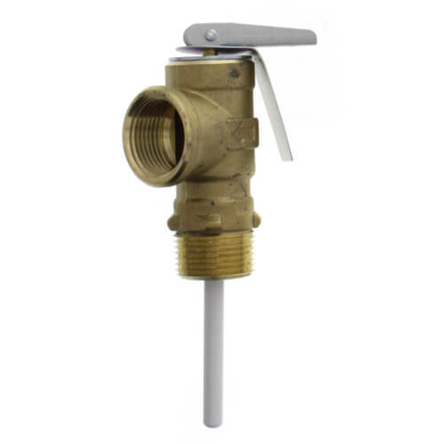 "3/4"" LF10L-2, T & P Relief Valve, Lead Free - 150 psi Product Image"