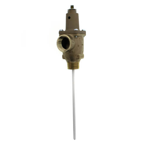 """1"""" LF40XL-7 Lead Free T&P Relief Valve (150 psi) Product Image"""