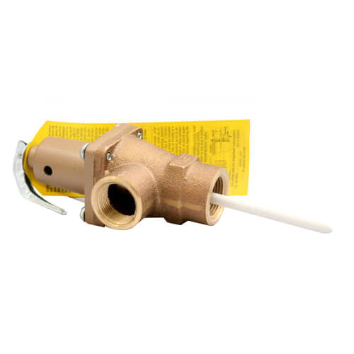 """3/4"""" LF140S3 Lead Free Relief Valve Product Image"""