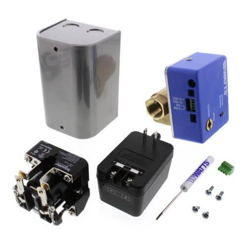 "3/4"" LFWDS-E220 Lead Free FloodSafe Electric Water Shutoff (220v) Product Image"