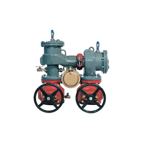 "6"" 880V MasterSeries Configurable Design Reduced Pressure Zone Assembly (Lead Free) Product Image"