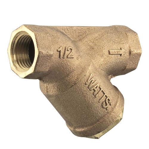 "1"" LF777SM1-100 Lead Free Bronze Wye Strainer (Threaded) Product Image"