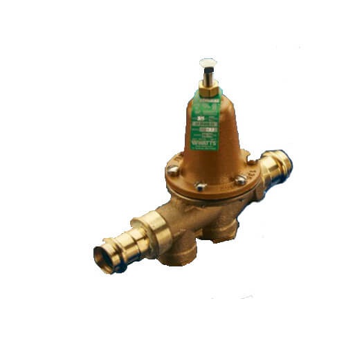 "1-1/2"" LF25AUB-Z3 Pressure Reducing Valve (Press) Product Image"