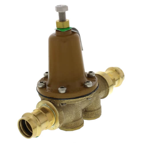 "3/4"" LF25AUB-Z3 Pressure Reducing Valve (Press) Product Image"