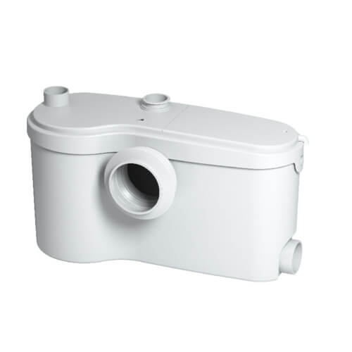SaniBEST Pro Grinder Pump (White) Product Image