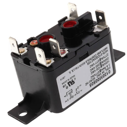 Time Delay Relay 24v SPDT Product Image