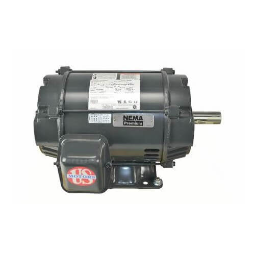 1760 RPM 2 Speed Motor (5HP, 208-230/460V, 3 PH) Product Image