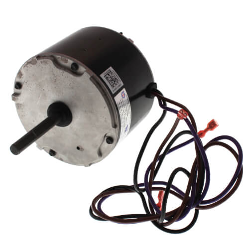 1 Speed Condenser Fan Motor, 1/4 HP, 208/230V, 1.4A, 1075 RPM Product Image