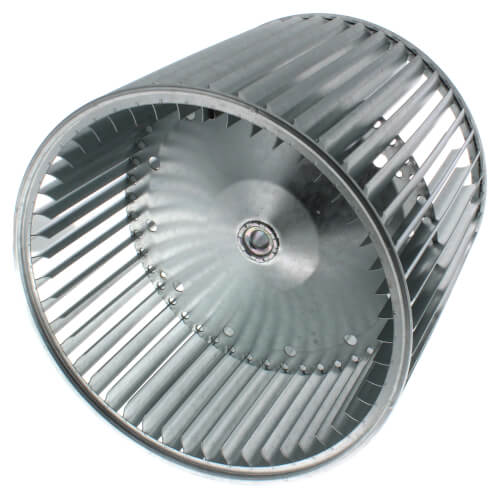 """10-5/8"""" Concave Double Inlet Blower Wheel w/ Direct Drive, CW (1/2"""" Bore) Product Image"""