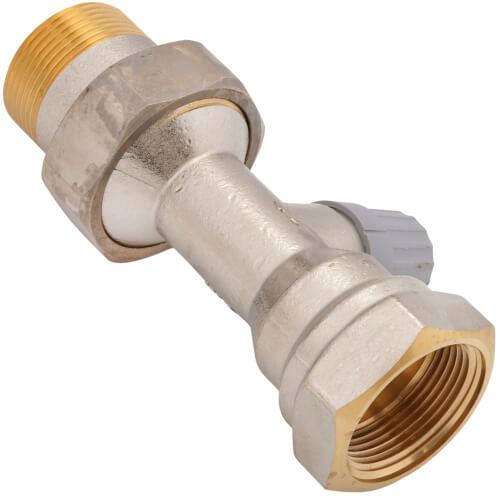 013g8032 Danfoss 013g8032 1 14 Straight Thermostatic Radiator