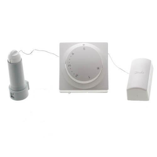 Operator w/ Separate Remote Mounted Sensor & Dial Product Image