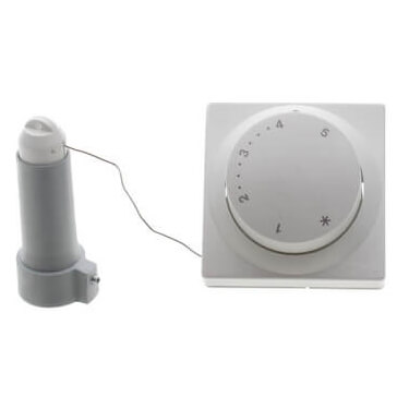 Wall Mounted Dial & Remote Sensor w/ 16' Capillary Product Image