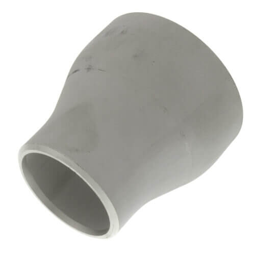 """2-1/2"""" x 2"""" Sch 10 Stainless Steel Butt-Weld Concentric Reducer Product Image"""