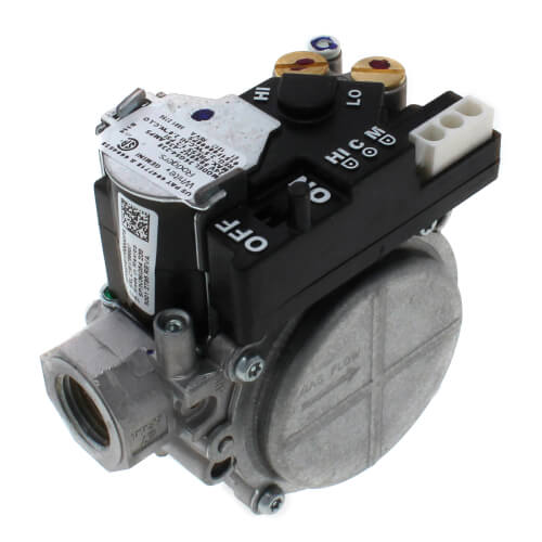 """1/2"""" 2 Stage Natural Gas Valve, 3.5"""" WC (24V) Product Image"""