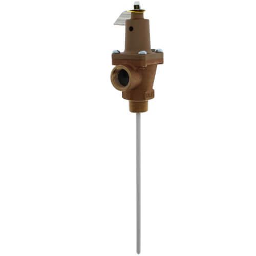 "3/4"" 40XL-8 T&P Relief Valve (150 psi) Product Image"