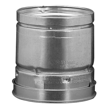 "7"" x 12"" B-Vent Round Pipe (7RP12) Product Image"