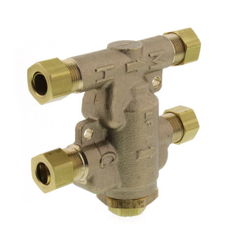 "3/8"" LFUSG-B-M2 Under Sink Guardian Thermostatic Mixing Valve (Lead Free) Product Image"