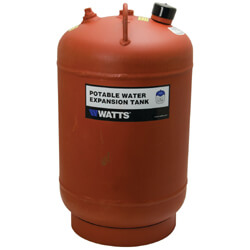 DETA-12, 5 Gallon ASME Potable Water Expansion Tank Product Image