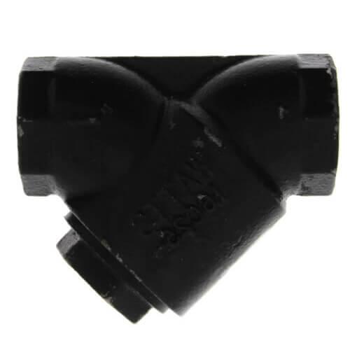 """1"""" 77SM1-40 Cast Iron Wye Strainer  Product Image"""
