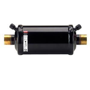 """1-1/8"""" ODF Suction Line Filter Drier DAS419SVV (41 Cubic Inches) Product Image"""