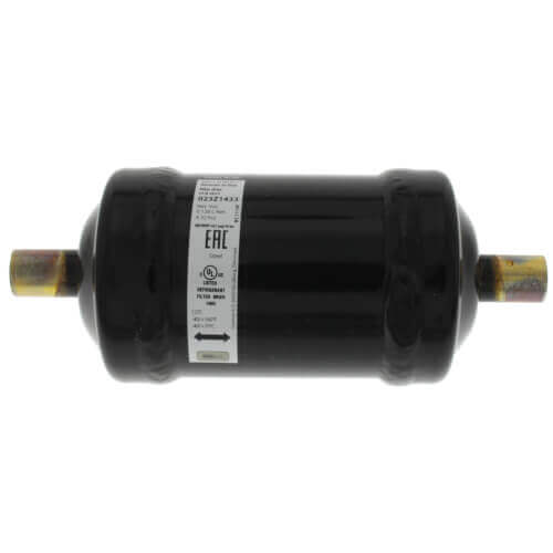 "1/2"" ODF Sweat DCB Bi-Flow Liquid Line Filter-Drier, DCB164S (16 Cubic Inches) Product Image"