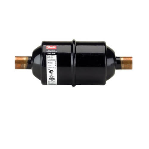 "1/2"" ODF, DML 164S Hermetic Liquid Line Filter Drier Product Image"