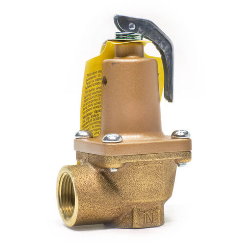 "3/4"" LF174A Lead Free Relief Valve (125lb) Product Image"